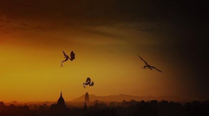 スコティッシュ・ドラゴン・ウィズダム・スクールによる龍の召喚法