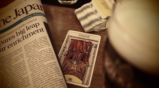 タロットカードと潜在意識