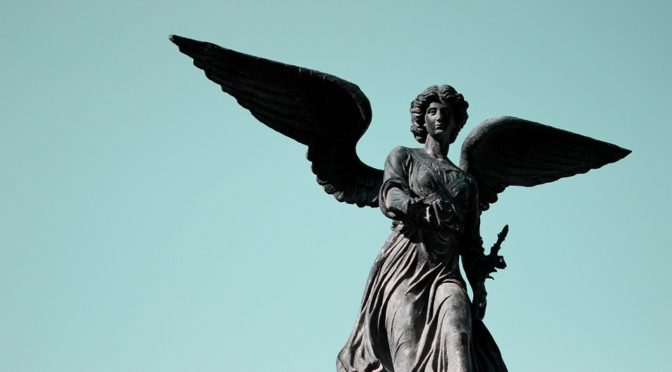 アストラル界から見た天使/守護天使/大天使の違い