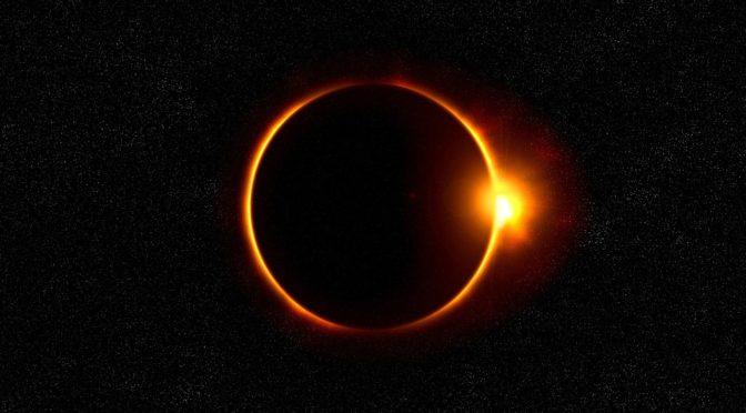 2017年2月26日 魚座の新月と金環日食のエネルギーリーディング