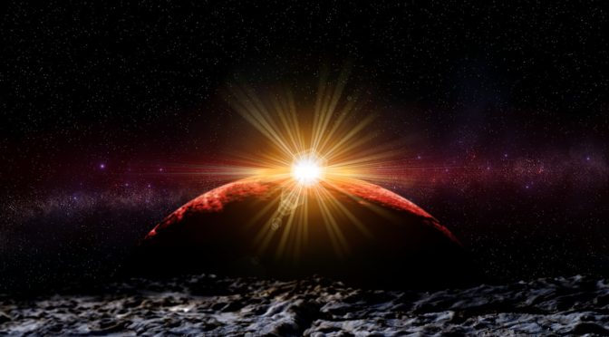 2017年8月22日 獅子座の新月と皆既日食 エネルギーリーディング
