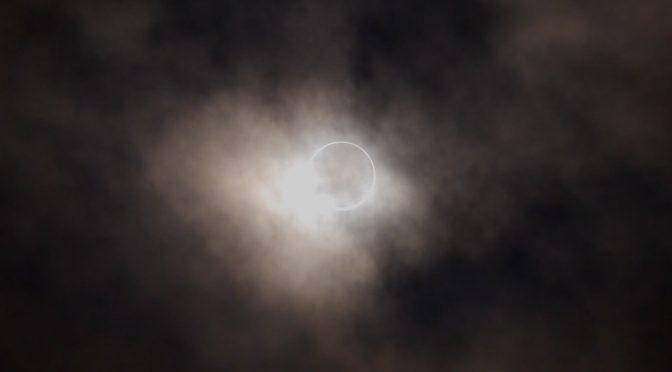皆既日食をYouTube動画で振り返ろう