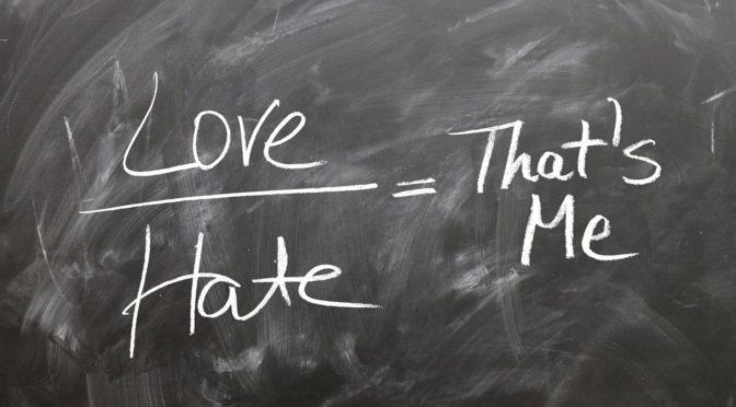 【海外の反応】 憎しみなき愛は存在するのか?
