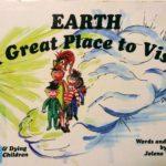 スターシード向け絵本 『地球はすばらしい訪問先』