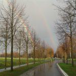 ダブルレインボー 二重の虹が持つスピリチュアルな意味
