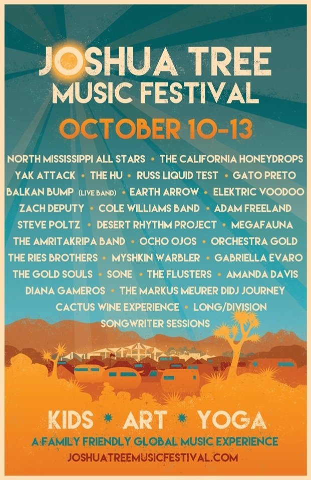 joshuatree music festival