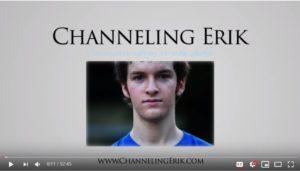 Erik's Perspective on Energy Vampires by Channeling Erik