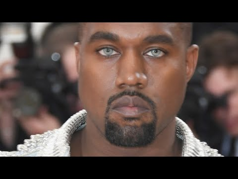Dear Kanye West aka Mr. Blue Eyes by Valencia's Life
