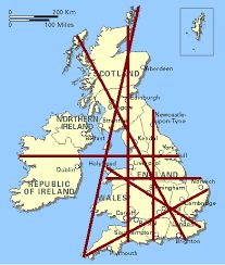Ley lines: