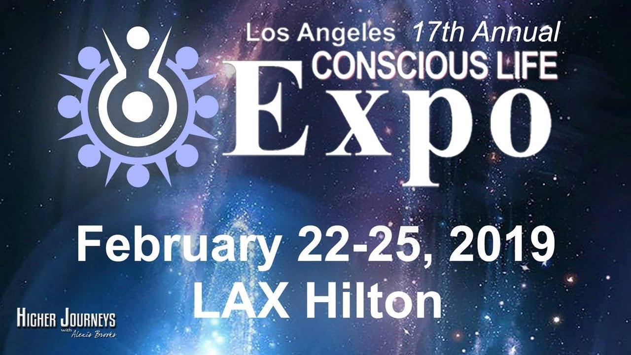 Image result for conscious life expo