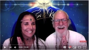 Sri & Kira Live; The Voice of Passionate Action! February 2020 Radiance, Up-Leveling your Mastery!